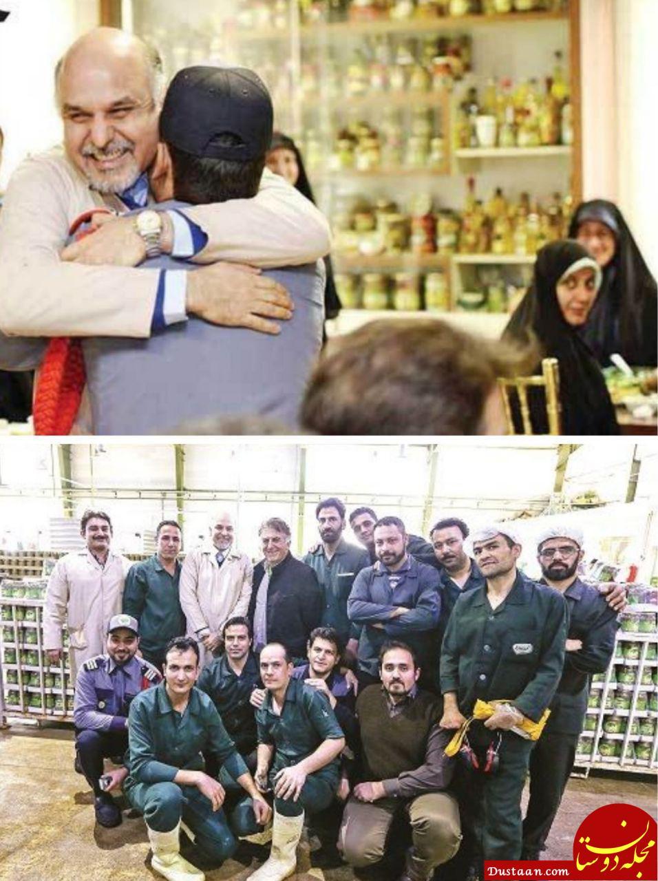 www.dustaan.com روایت کارخانه داری که فقط افرادی را استخدام می کند که سوءسابقه داشته باشند!