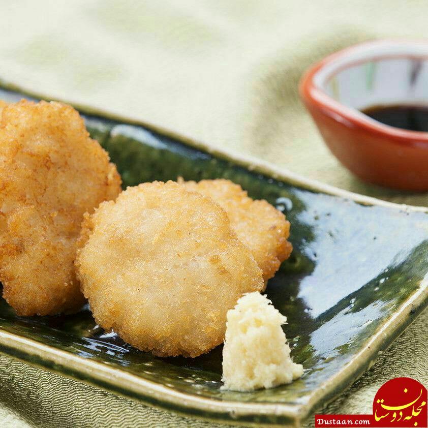 www.dustaan.com طرز تهیه کتلت ماهی به سبکی خوشمزه و متفاوت
