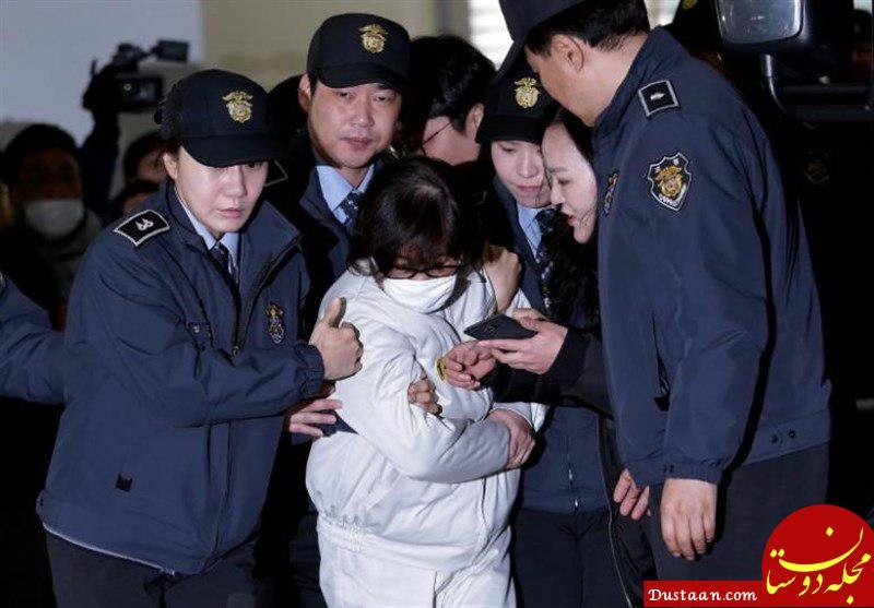 www.dustaan.com دوست قدیمی رییس جمهور سابق کره جنوبی به 20 سال زندان محکوم شد