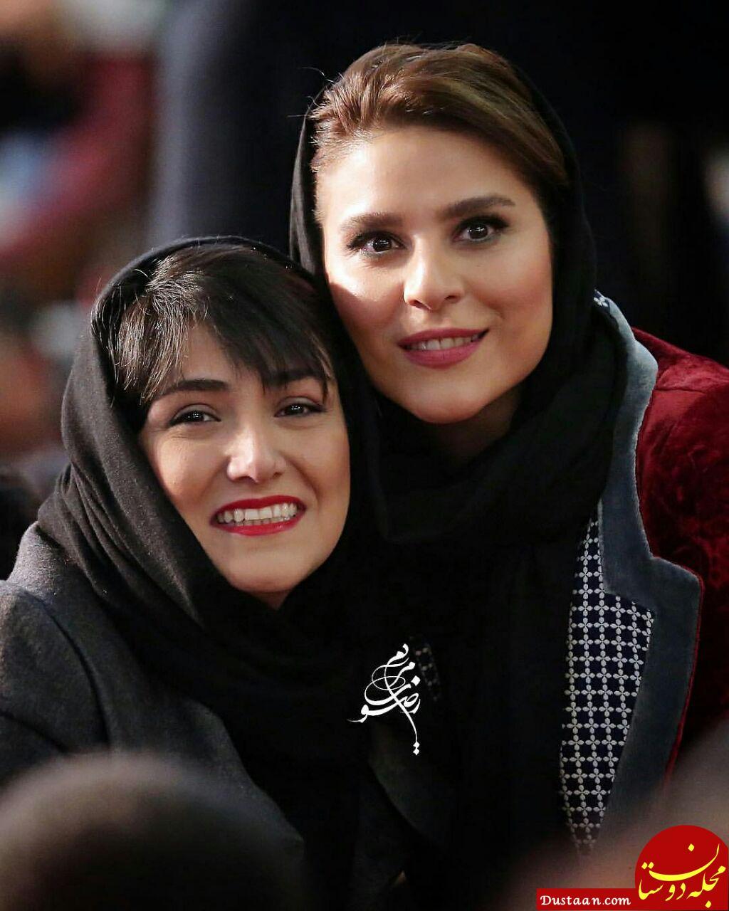 www.dustaan.com عکس های دیدنی بازیگران در مراسم اختتامیه جشنواره فیلم فجر 96