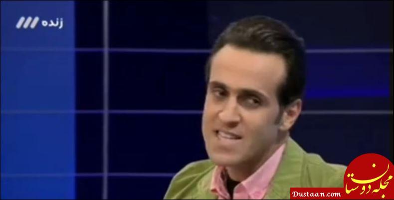 www.dustaan.com خلاصه مناظره ساکت با علی کریمی در برنامه نود