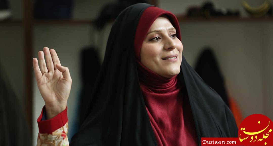 www.dustaan.com سحر دولتشاهی هم چادری شد! +عکس