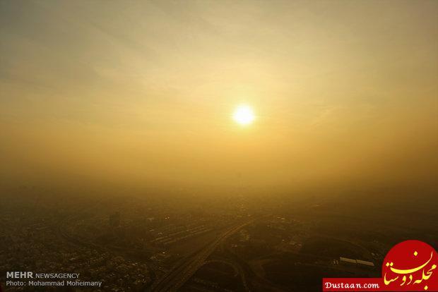 www.dustaan.com مدارس در انتظار خبر تعطیلی /شاخص برخی مناطق از ۱۸۰ گذشت
