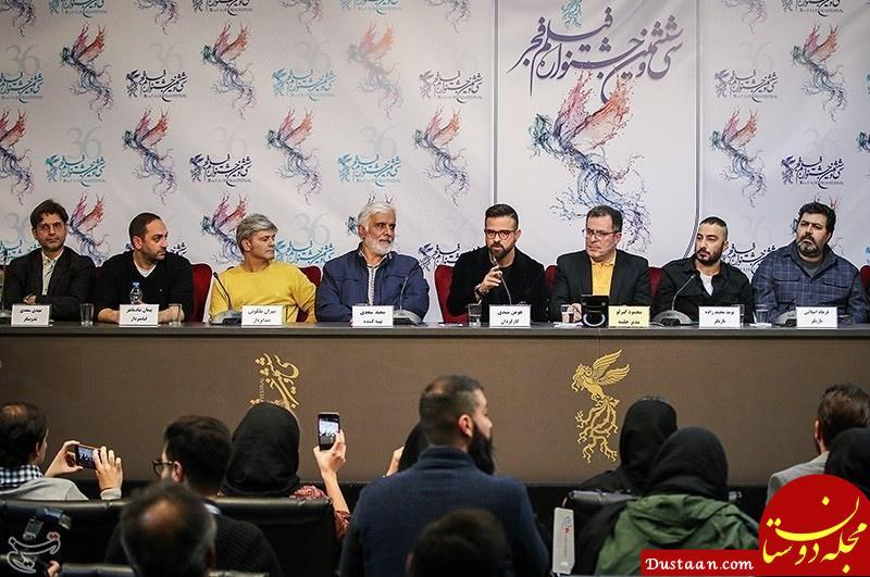 www.dustaan.com عکس های دیدنی بازیگران در پنجمین روز از جشنواره فیلم فجر