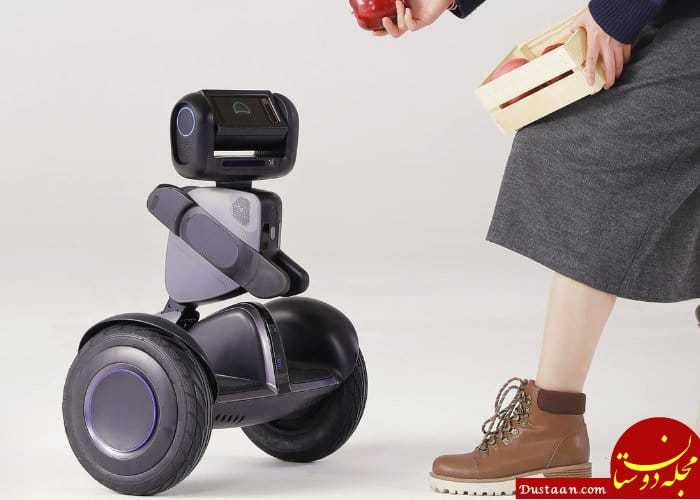 www.dustaan.com این روبات هوشمند اجازه نمیدهد فریب بخورید! +عکس