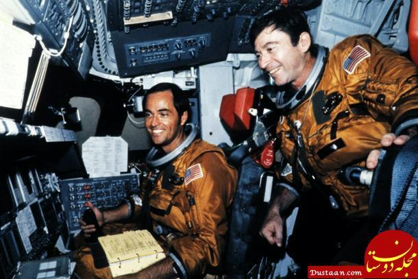 www.dustaan.com جان یانگ اولین قاچاقچی فضا! +عکس