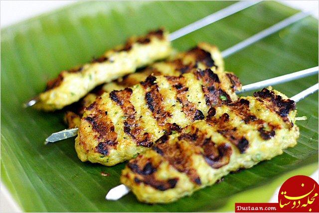 www.dustaan.com طرز تهیه ماهی کوبیده ؛ غذایی خوشمزه و متفاوت!