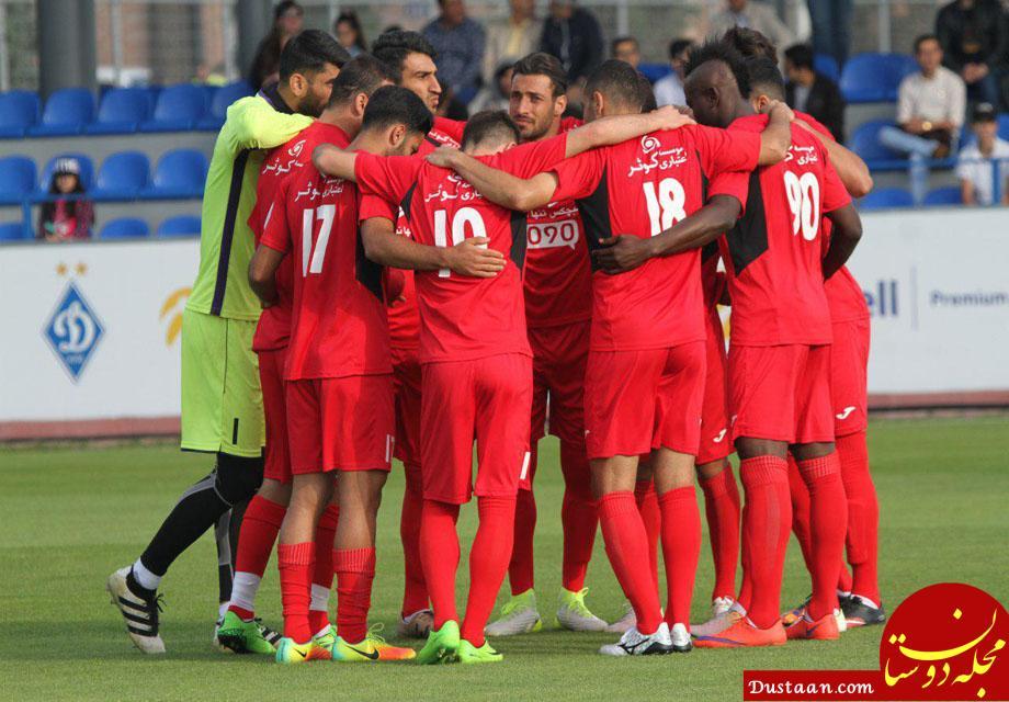 www.dustaan.com لیست بازیکنان پرسپولیس برای لیگ قهرمانان آسیا