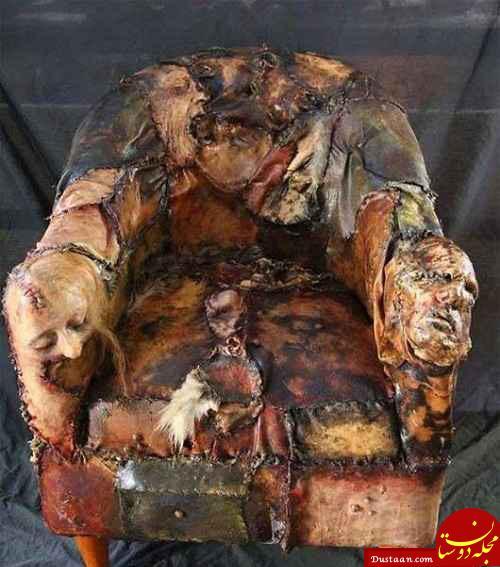 www.dustaan.com وحشتناک ترین صندلی های تاریخ جهان به روایت تصویر!