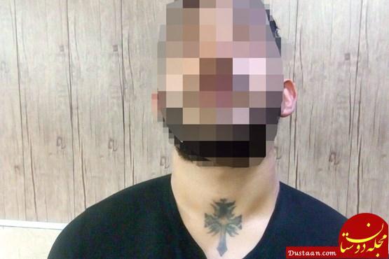 www.dustaan.com قاتلی که از روی خالکوبی گردنش شناسایی شد! +عکس