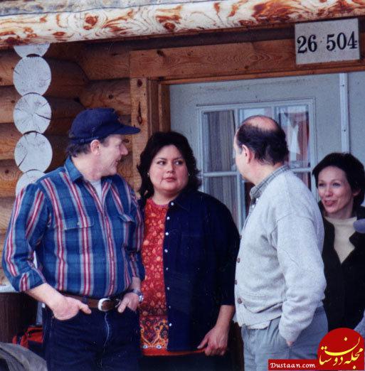 www.dustaan.com جزئیات درگذشت «تینا لوئیز بومبری» بازیگر سریال «شمال ۶۰» +عکس
