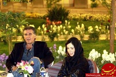 www.dustaan.com جزئیات ازدواج کی روش با همسر دومش آنا +تصاویر