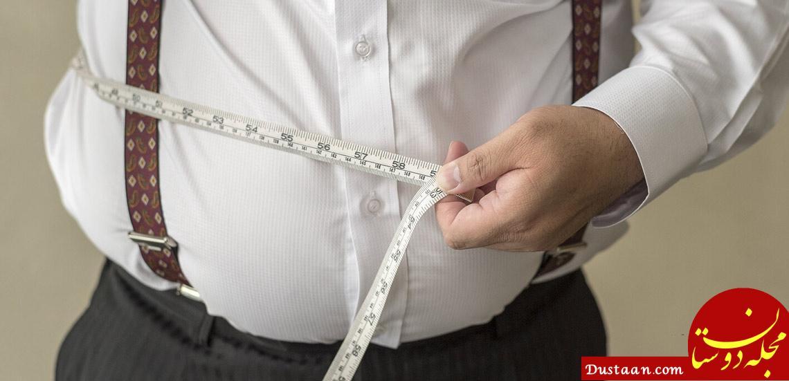 www.dustaan.com آیا تند خوردن غذا باعث چاقی و اضافه وزن می شود؟