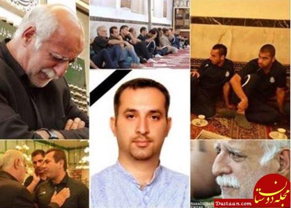 اهدای عضو پسر بازیگر معروف ایرانی +تصاویر