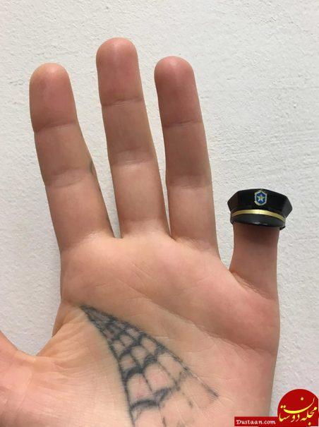 www.dustaan.com دختر جوانی که انگشت خود را عمداً قطع کرد! +عکس