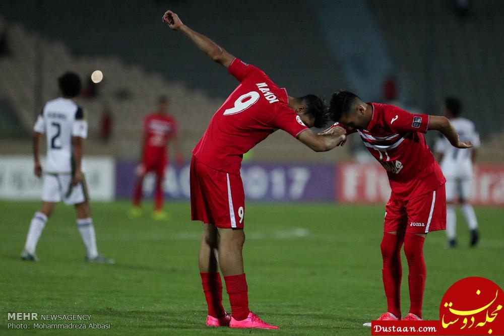 www.dustaan.com پرسپولیسی ها نمی توانند جشن قهرمانی بگیرند!