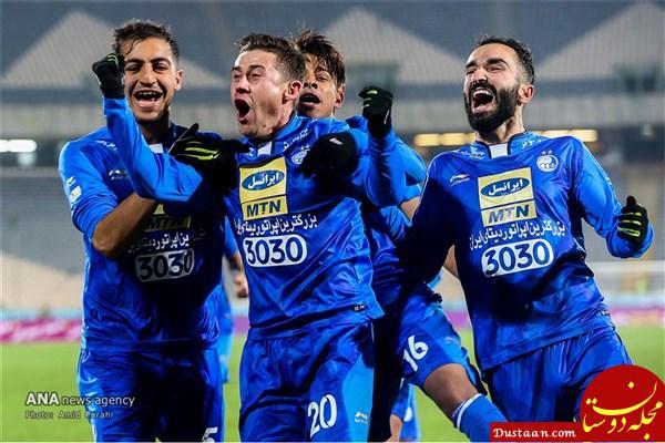 www.dustaan.com صعود استقلال به عنوان تیم اول از گروه مرگ؟
