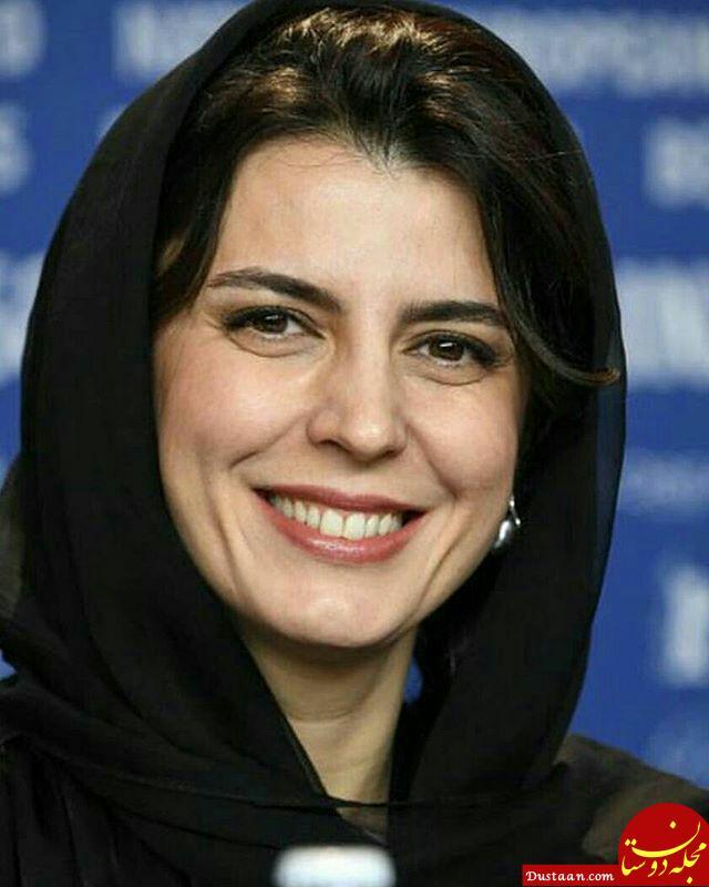 www.dustaan.com اظهارات عجیب لیلا حاتمی در کنفرانس خبری فیلم «خوک»