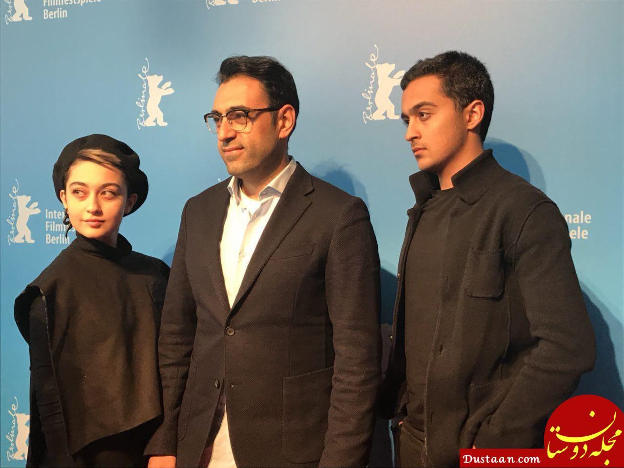 www.dustaan.com استقبال از «درساژ» در جشنواره برلین +تصاویر