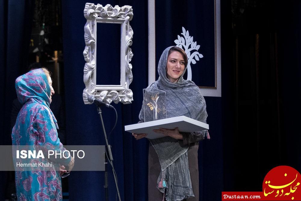 www.dustaan.com اختتامیه دهمین جشنواره هنرهای تجسمی فجر +تصاویر