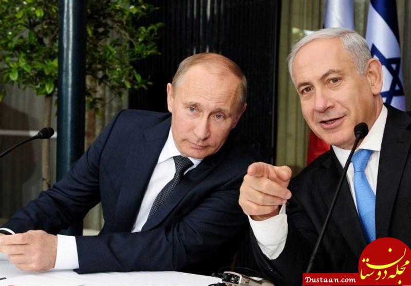 www.dustaan.com حمایت روسیه از اسرائیل در صورت حمله ایران