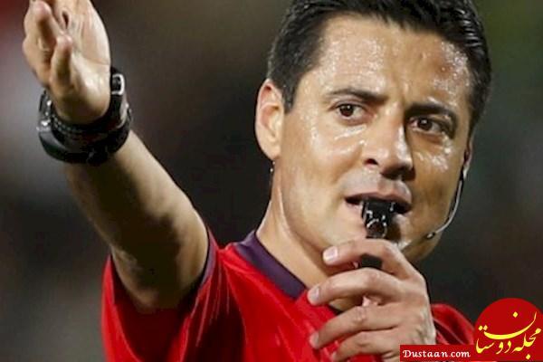 www.dustaan.com داوران قضاوت کننده در هفته 25 لیگ برتر فوتبال