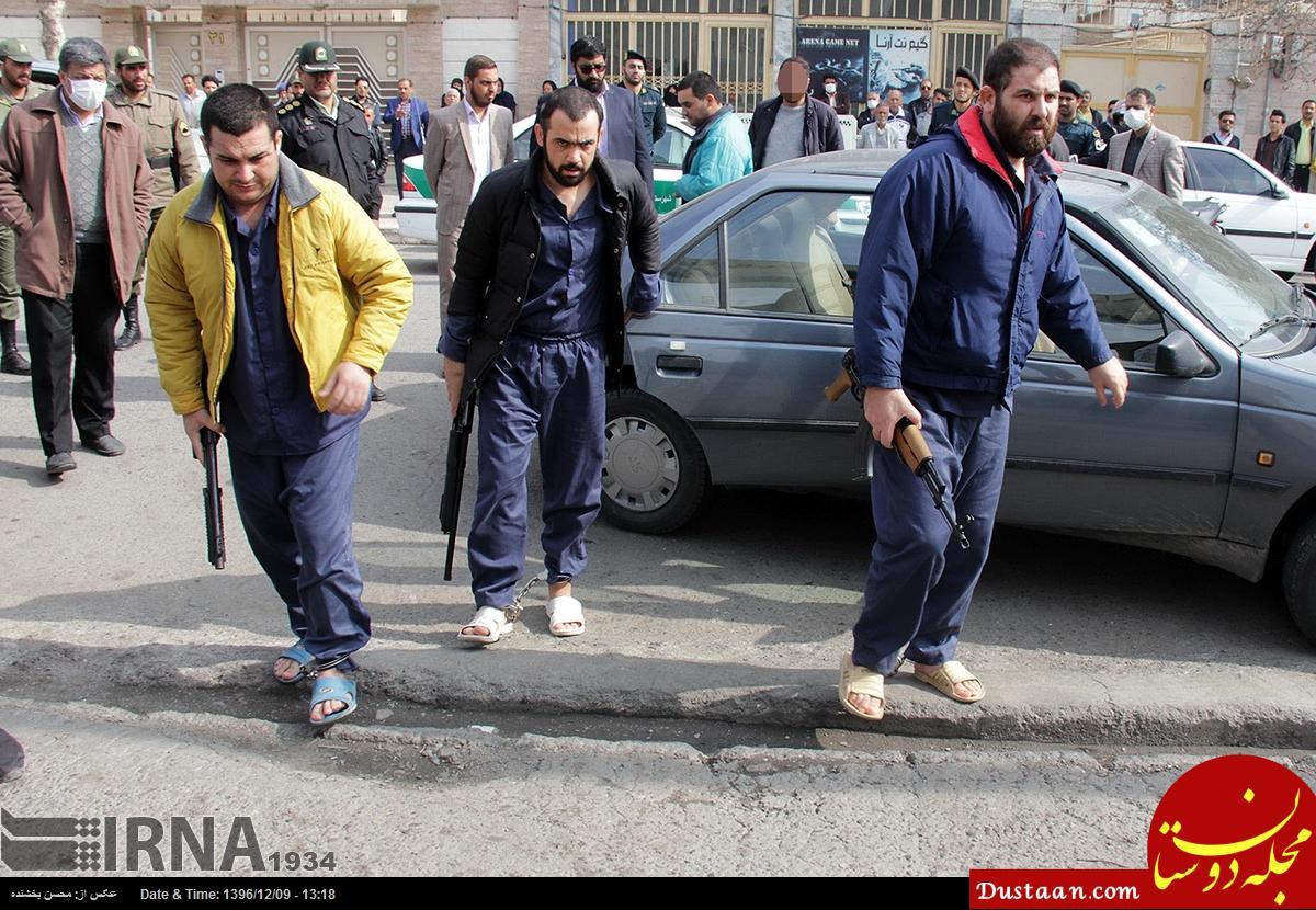 دادسرای ناحیه یک شیراز بازسازی صحنه حمله مسلحانه اراذل و اوباش به یک تعمیرگاه ...