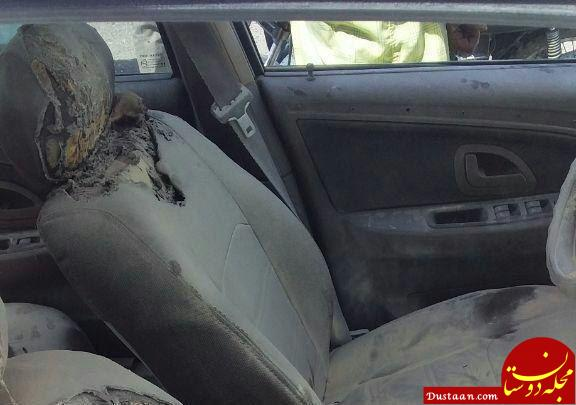 www.dustaan.com عامل آتش زدن شهردار نودژ دستگیر شد