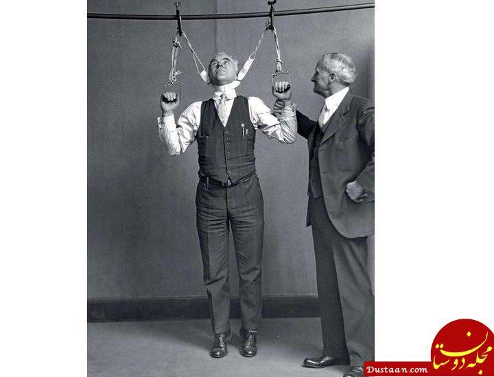 www.dustaan.com اختراعی عجیب برای افزایش قد! +عکس