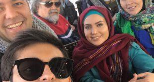 عکس های جدید و جذاب بازیگران سینمای ایران در نوروز 97 (سری 2)