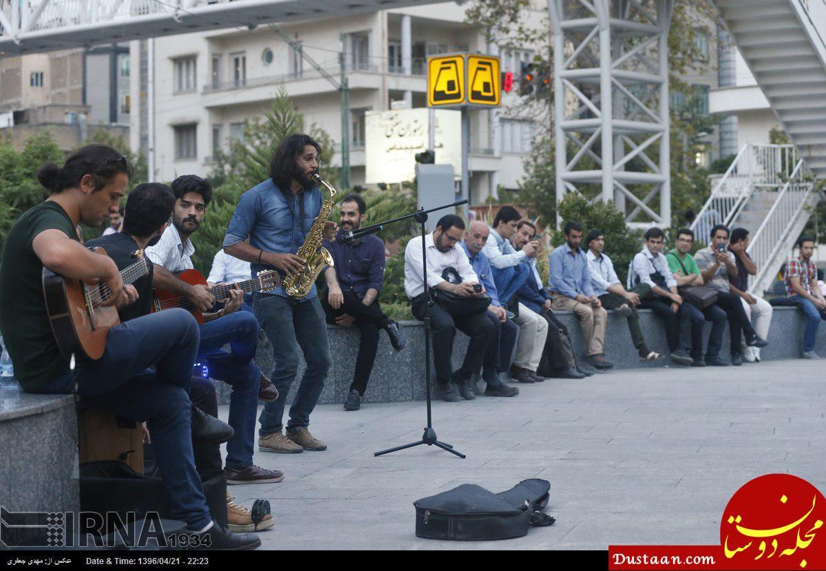 www.dustaan.com عضو شورای شهر تهران: برخی برای شاد نبودن مردم تلاش می کنند