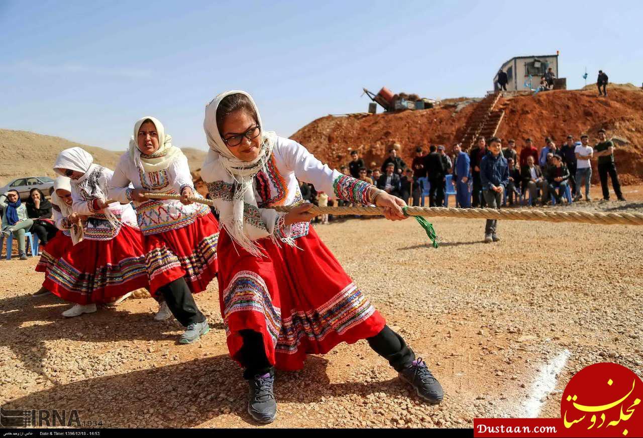 www.dustaan.com جشنواره بازی های بومی در خراسان شمالی +تصاویر