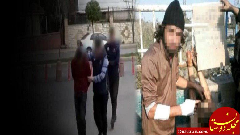 www.dustaan.com 2 جلاد مشهور داعشی در ترکیه دستگیر شدند! +عکس