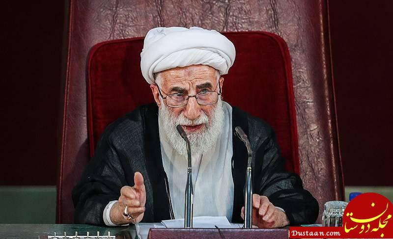 www.dustaan.com آیت الله جنتی: حجاب، عفت و شرافت زن است و باید آن را حفظ کرد