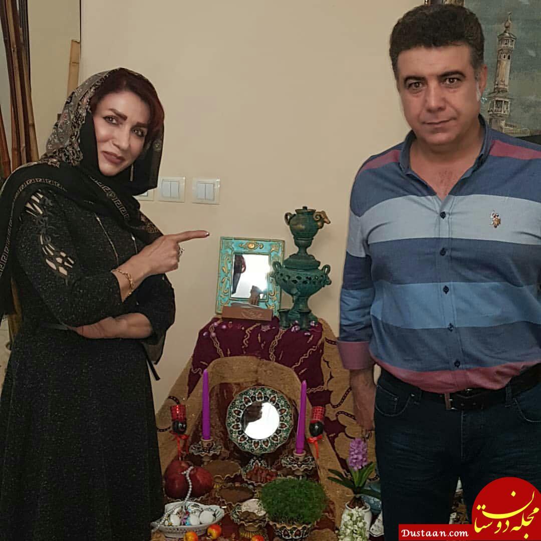 www.dustaan.com عکس های نوروزی بسیار زیبا از هنرمندان مشهور کشورمان