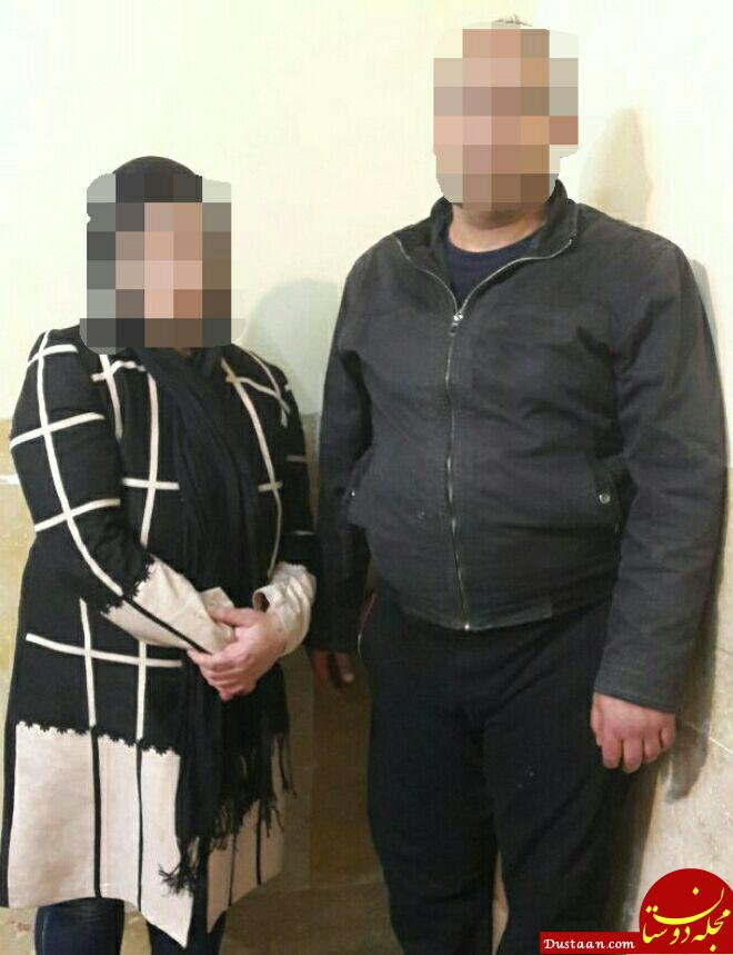 www.dustaan.com بازداشت زوج سارق عابربانک های پایتخت +عکس