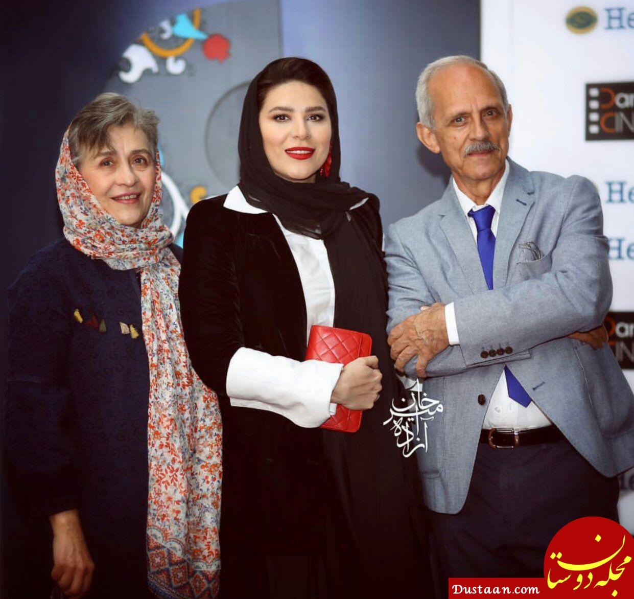 www.dustaan.com بیوگرافی و عکس های دیدنی سحر دولتشاهی / دلیل طلاق از رامبد جوان چه بود؟ +تصاویر