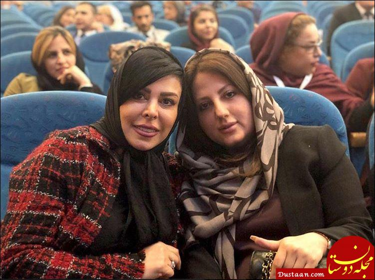 www.dustaan.com بیوگرافی و عکس های جدید فلور نظری و پسرش شروین
