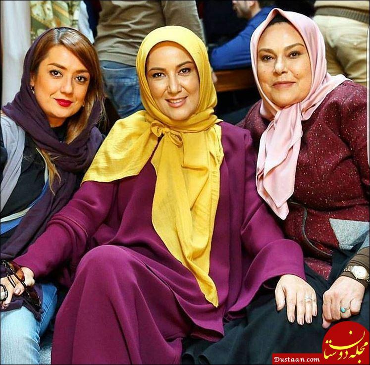 www.dustaan.com بیوگرافی و عکس های دیدنی «پانته آ بهرام» و همسرش