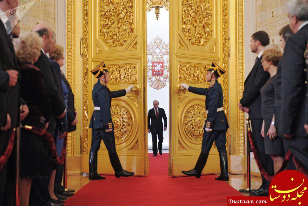 www.dustaan.com پوتین در آستانه چهارمین دوره ریاست جمهوری
