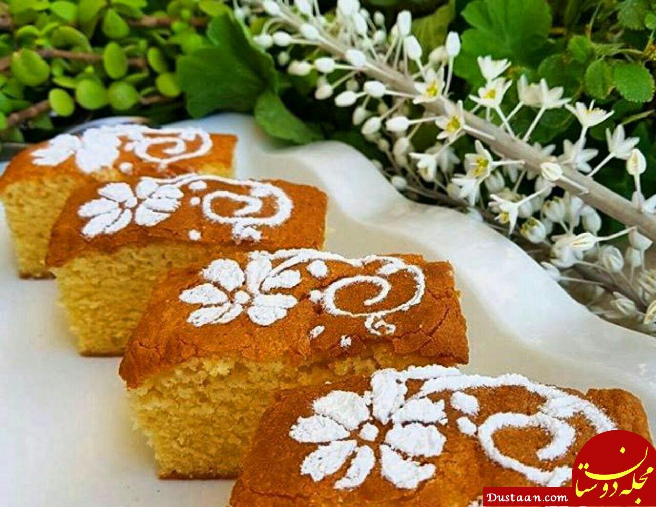 www.dustaan.com طرز تهیه کیک پنیری به سبکی خوشمزه و متفاوت