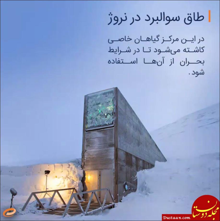 www.dustaan.com 7 مکان ممنوعه جهان/ ورود افراد عادی به این مکان ها ممنوع است!