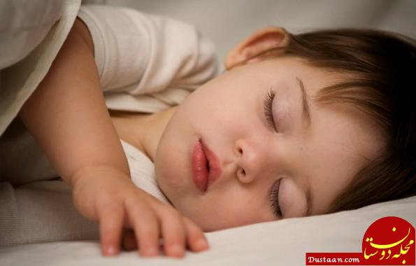 www.dustaan.com خوابیدن بیش از حد مادران کنار کودک، موجب افسردگی می شود