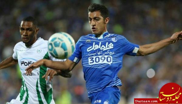 www.dustaan.com خبر بد برای استقلال؛ مجید حسینی بازی برگشت با العین را از دست داد