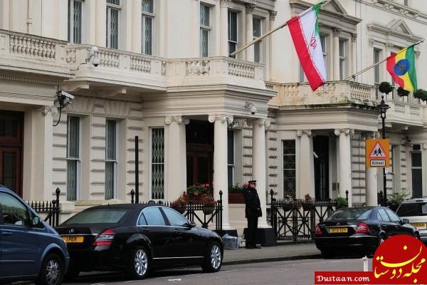www.dustaan.com روایتی از پشت پرده حمله به سفارت ایران در لندن
