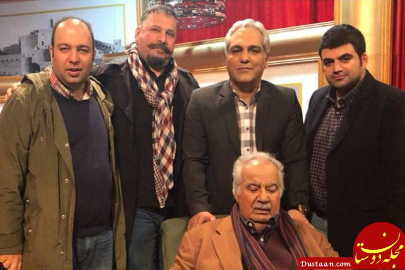 www.dustaan.com کتایون ریاحی مشکل پوشش داشت، ناصر ملک مطیعی هم مشکل پوشش داشت؟
