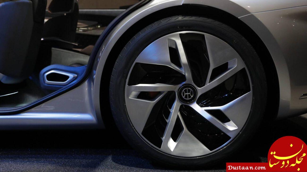 www.dustaan.com خودروی خاص غول طراحی خودروی جهان +تصاویر