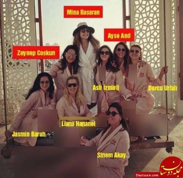 www.dustaan.com سرنوشت تلخ «مینا باشاران»؛ دختر ثروتمند ترکیه ای