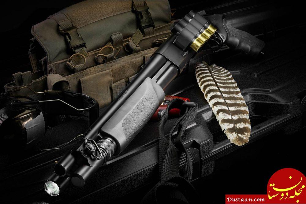 www.dustaan.com لوکس ترین سلاح جهان!