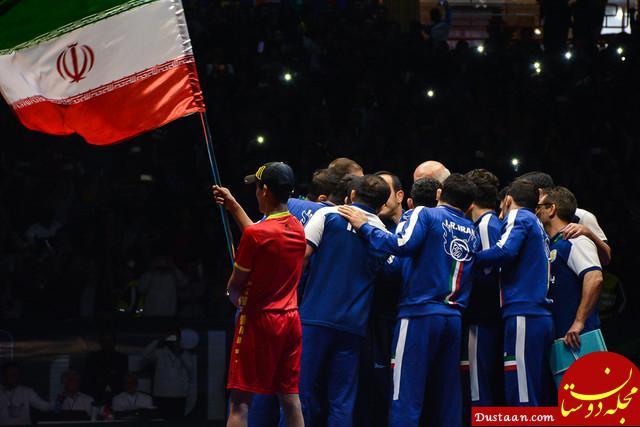 www.dustaan.com انصراف کشتی ایران از حضور در جام جهانی آمریکا